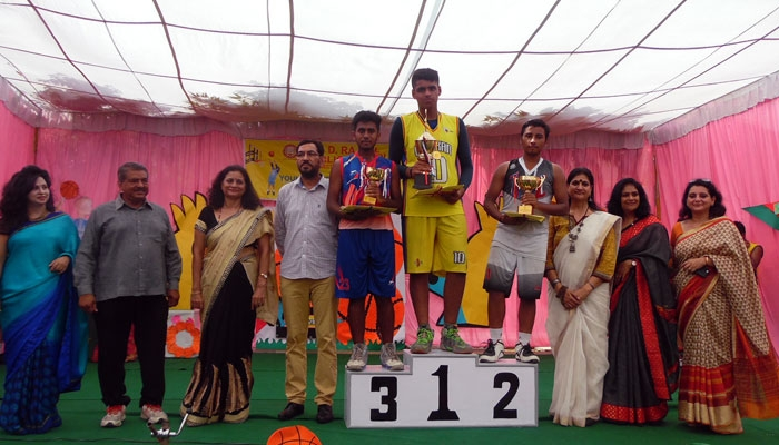Young Achievers' Basketball Tournament