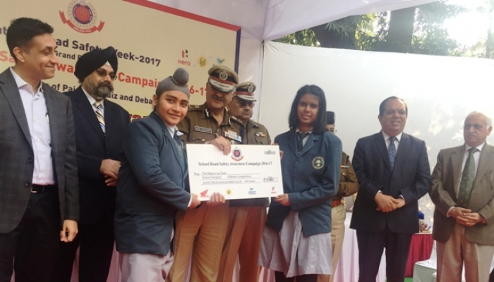 State Level Debate Competition On Road Safety