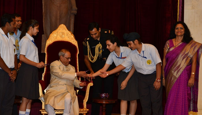 Cherished The Dream- Meeting With President