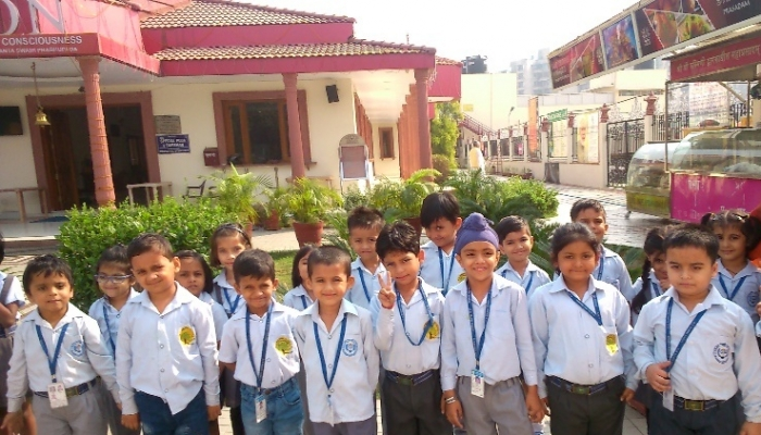 Educational Excursion Of R.D.Rajpal School Students